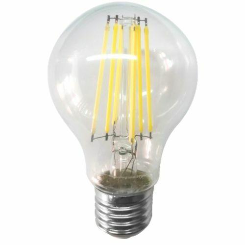 12W középfehér normál körte filament LED