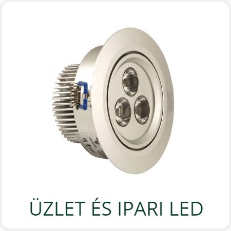 Üzlet és ipari LED
