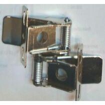 Led panel rögzítő 30x30 vagy 30x60 cm panelhez, gipszkartonba, rugós rögzítés