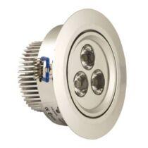 Kocka alakú LED UFO lámpa melegfehér 3W 240 lumen
