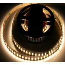 Középfehér 120 LED/m 2835 chip 9,3W 1070 lumen/m LED szalag