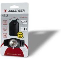 LedLenser H3.2 fejlámpa 3xAAA 120lm bliszteres