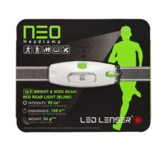LedLenser NEO 3xAAA 90 lm fejlámpa zöld