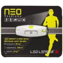 LedLenser NEO 3xAAA 90 lm fejlámpa sárga