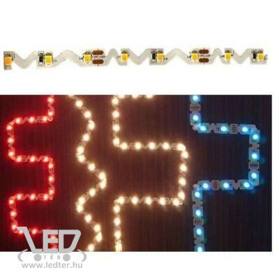 RGB 42 LED/m 5050 chip 10W 250 lumen/m hajlítható LED szalag