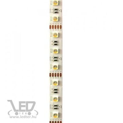 RGB+Melegfehér 60 LED/m 5050 chip 18W 760 lumen/m LED szalag