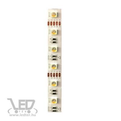 RGB+Melegfehér 60 LED/m 5050 chip 18W 760 lumen/m vízálló LED szalag