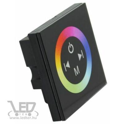 144W fali érintő paneles RGB LED szalag vezérlő
