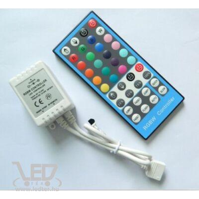 RGBW 96W infrás 40 gombos LED szalag vezérlő