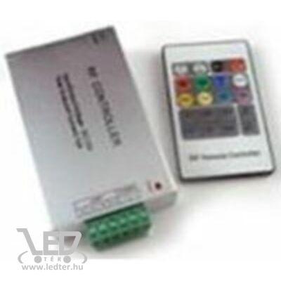 144W rádiós 20 gombos egyedi kódos RGB LED szalag vezérlő
