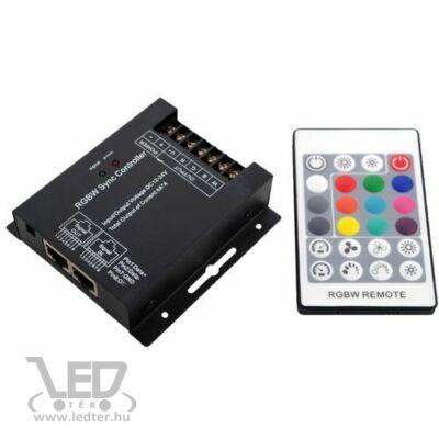 RGBW 288W rádiós 24 gombos LED szalag vezérlő