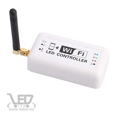 144W WiFi-s LED szalag vezérlő