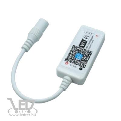 72W Wifis RGB / RGBW /Music univerzális led szalag vezérlő, időzíthető is