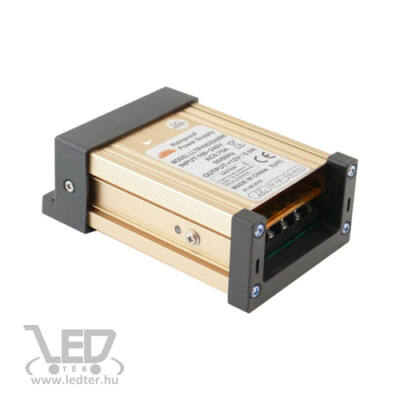 60W 12VDC 5A IP43 esőálló LED tápegység
