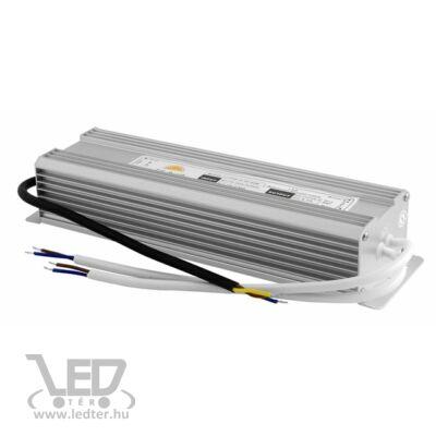 100W 12VDC 8,5A fémházas IP65 vízálló LED tápegység