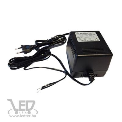 60W 24VAC 5A IP67 vízálló LED tápegység medence világításhoz