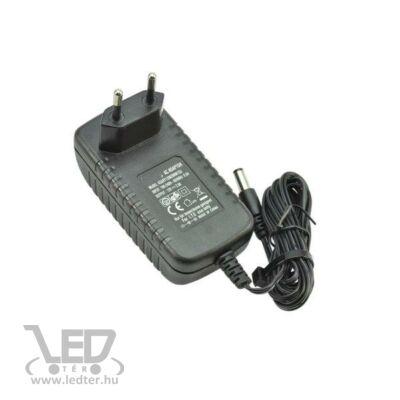 24W 12VDC LED műanyagházas tápegység 2A