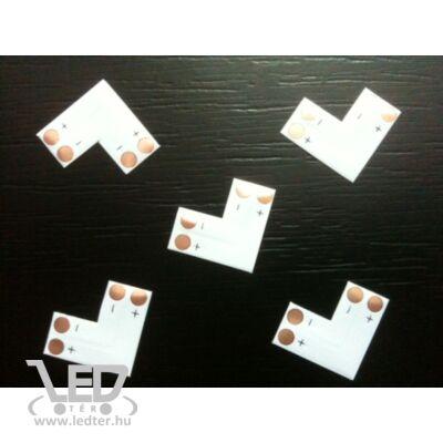 10 mm LED szalag sarokelem
