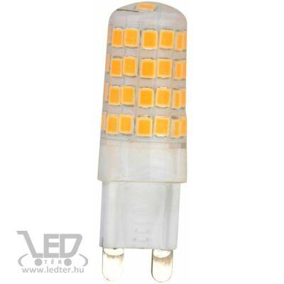 Melegfehér-2700K 4W=40W 400 lumen Kapszula G9 LED izzó