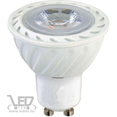 Melegfehér-2700K 7W=60W 640 lumen GU10 COB LED reflektor izzó