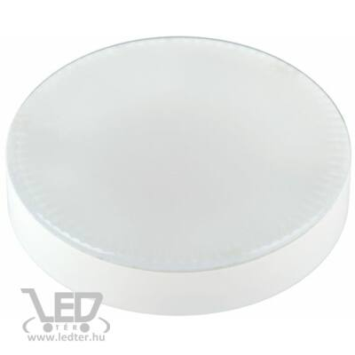 Melegfehér-2700K 7W=50W 580 lumen GX53 konyhapult világító LED izzó