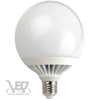 Melegfehér-2700K 15W=130W 1680 lumen Nagygömb E27 LED izzó