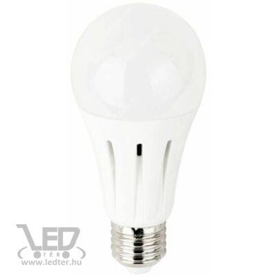 Melegfehér-2700K 18W=140W 1800 lumen Normál körte E27 LED izzó