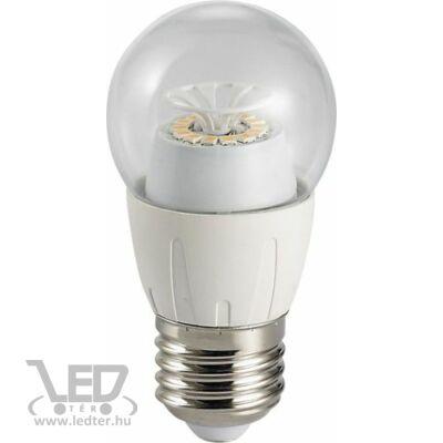 Melegfehér-2700K 6W=50W 540 lumen Retró LED izzó