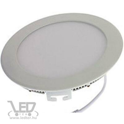 Melegfehér-3000K 16W=90W 1140 lumen Kör alakú LED panel