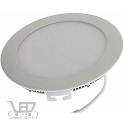 Melegfehér-3000K 6W=40W 350 lumen Kör alakú LED panel
