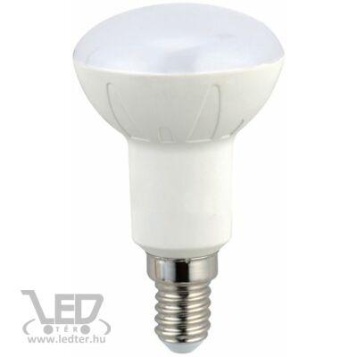 Melegfehér-2700K 6W=50W 600 lumen R50 fejű E14 LED izzó