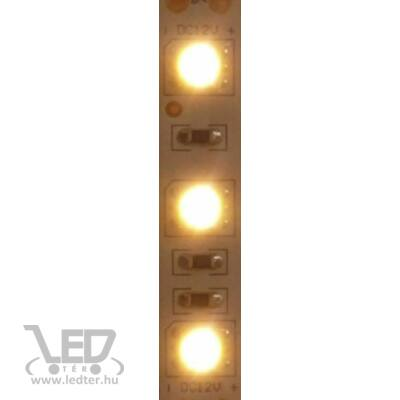 Melegfehér 60 LED/m 5050 chip 13,2W 1090 lumen/m LED szalag