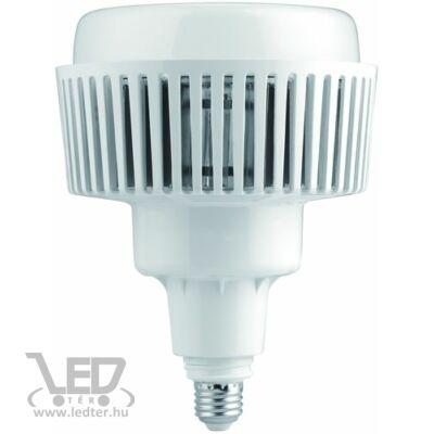 Középfehér-4200K 100W=130W 8400 lumen Fémhalogént helyettesítő  E27 LED izzó
