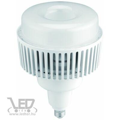 Középfehér-4000K 80W=100W 6600 lumen Fémhalogént helyettesítő  E27 LED izzó