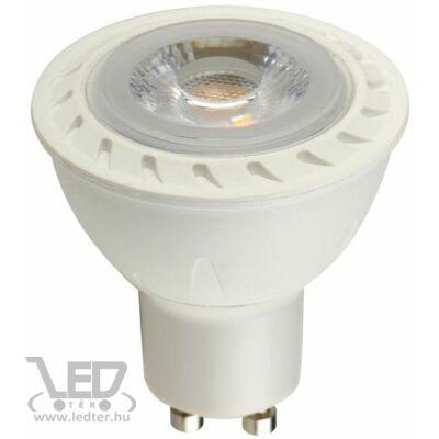 Középfehér-4000K 5W=50W 600 lumen COB GU10 LED izzó