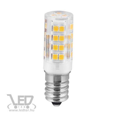 Középfehér-4000K 4W=30W 360 lumen Gyertya E14 hűtő LED izzó
