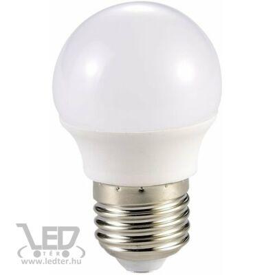 Középfehér-4200K 5W=50W 535 lumen Kis körte E27 LED izzó