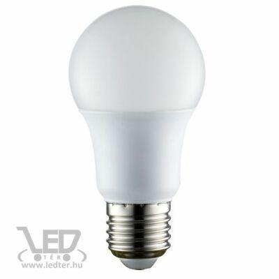 Középfehér-4000K 8W=70W 850 lumen Normál körte E27 LED izzó