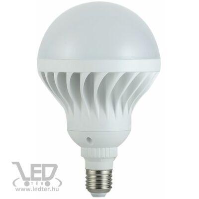 Középfehér-4000K 38W=260W 3500 lumen Nagy fejű ipari E27 LED izzó 180°