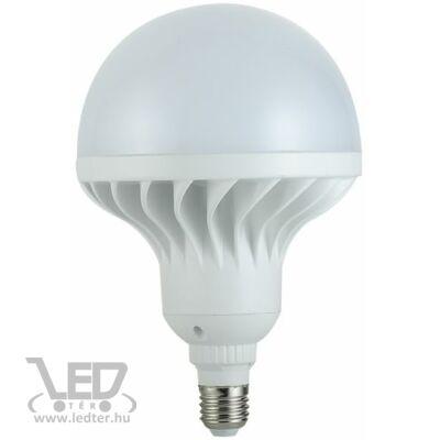 Középfehér-4000K 48W=320W 4300 lumen Nagy fejű ipari E27 LED izzó 180°