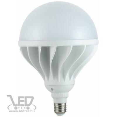 Középfehér-4000K 65W=440W 5900 lumen Nagy fejű ipari E27 LED izzó 180°