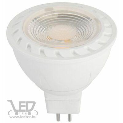 Középfehér-4000K 7W=70W 740 lumen MR16 COB LED reflektor izzó