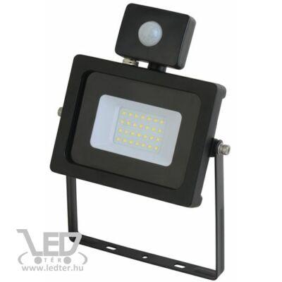 Középfehér-4000K 20W=150W 1700 lumen Mozgásérzékelős LED reflektor