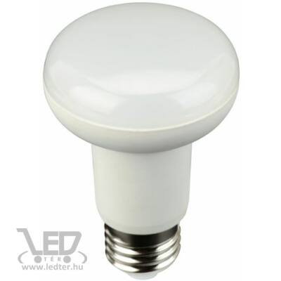 Középfehér-4000K 12W=100W 1290 lumen R63 fejű E27 LED izzó