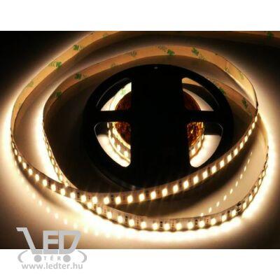 Középfehér 60 LED/m 2835 chip 4,8W 460 lumen/m vízálló LED szalag