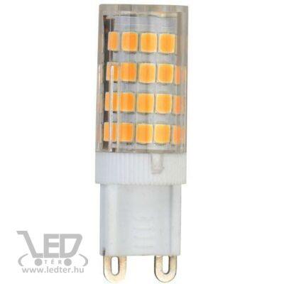 Hidegfehér-6000K 3,5W=40W 380 lumen Kapszula G9 LED izzó