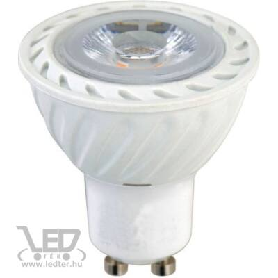 Hidegfehér-6000K 7W=70W 730 lumen GU10 COB LED reflektor izzó