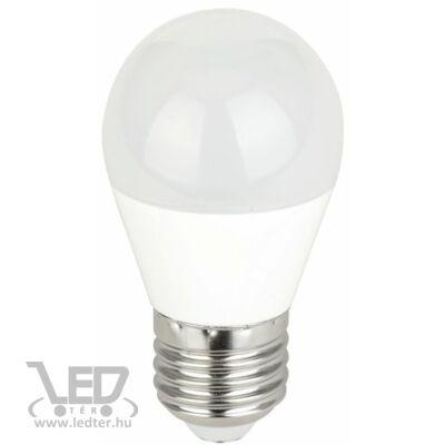 Hidegfehér-6000K 7W=60W 700 lumen Kis körte E27 LED izzó