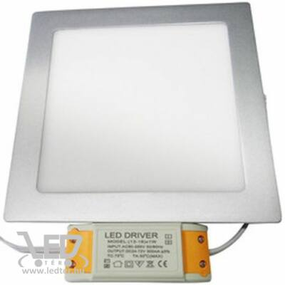 Hidegfehér-6000K 12W=70W 850 lumen Kocka alakú LED panel