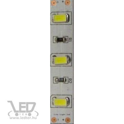 Hidegfehér 60 LED/m 5630 chip 16W 1660 lumen/m LED szalag